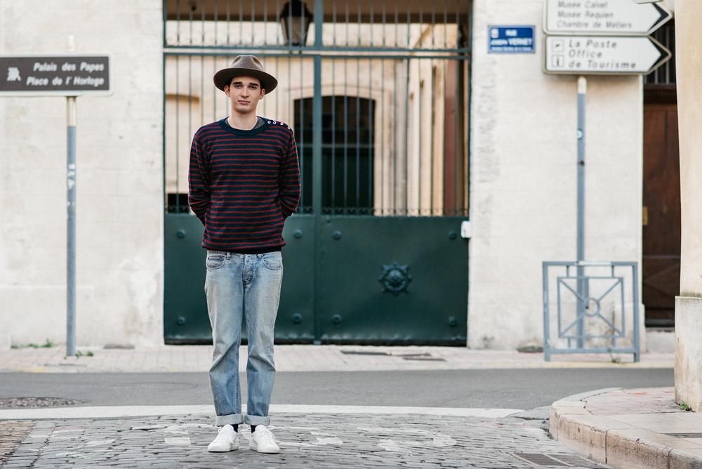 Street Style Avignon