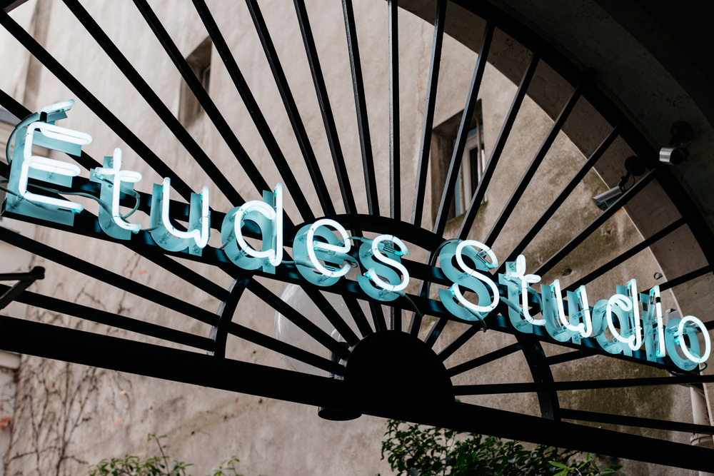 Études Studio Paris