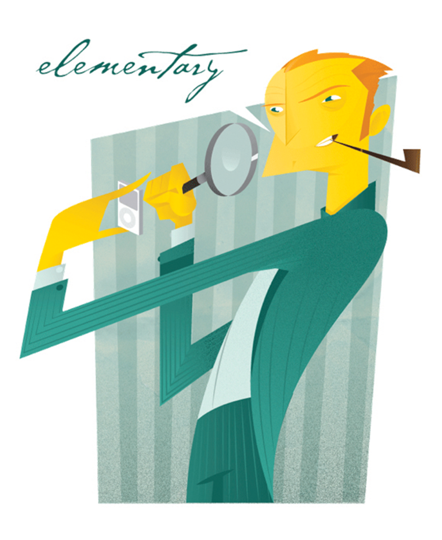 Custom Illustration Book Cover