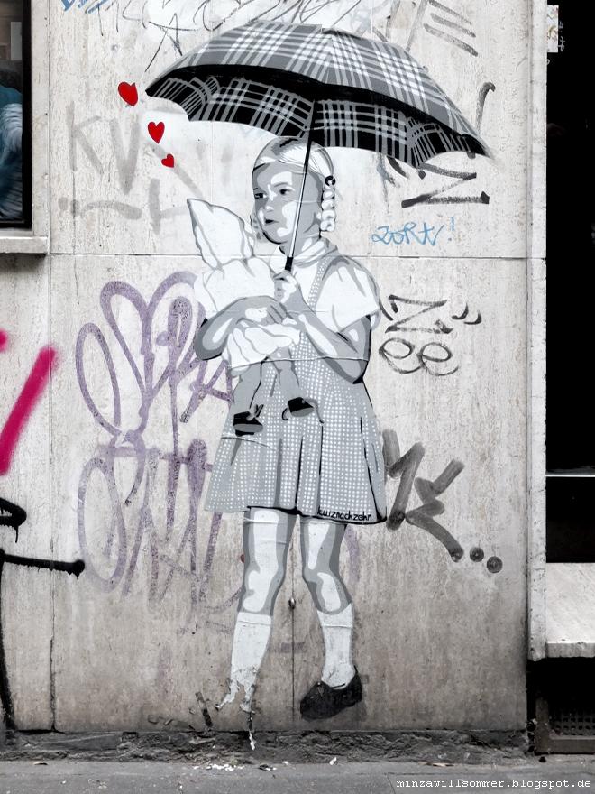 Werk von Kurznachzehn an der Brüsselerstr. | Foto: Maren Teichert (minzawillsommer.blogspot.com)