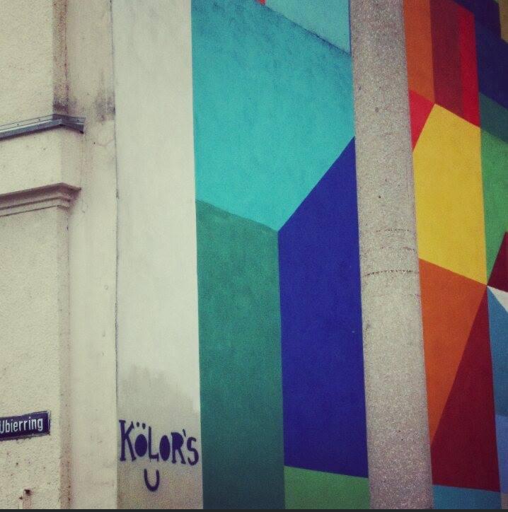 Gais am Ubierring | Foto: Julia Troesser