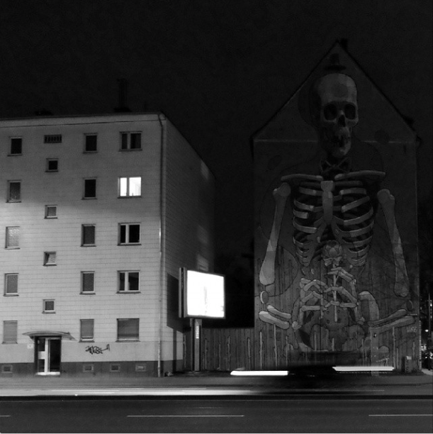 Aryz an der Bayenstr. | Foto: Maren Teichert (minzawillsommer.blogspot.com)