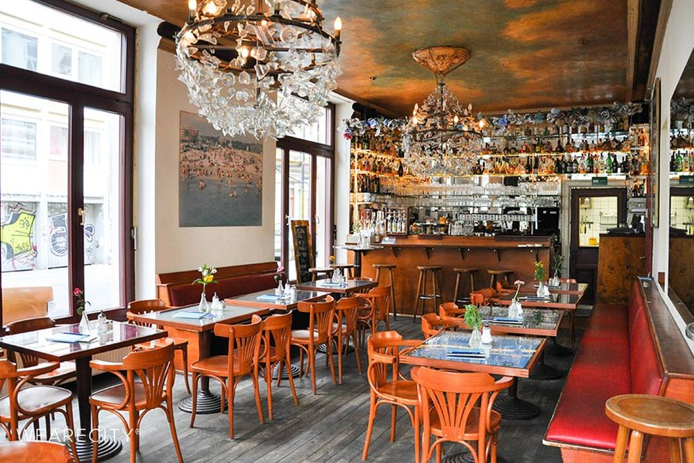 CAFÉ FEYNSINN / © wearecity.de