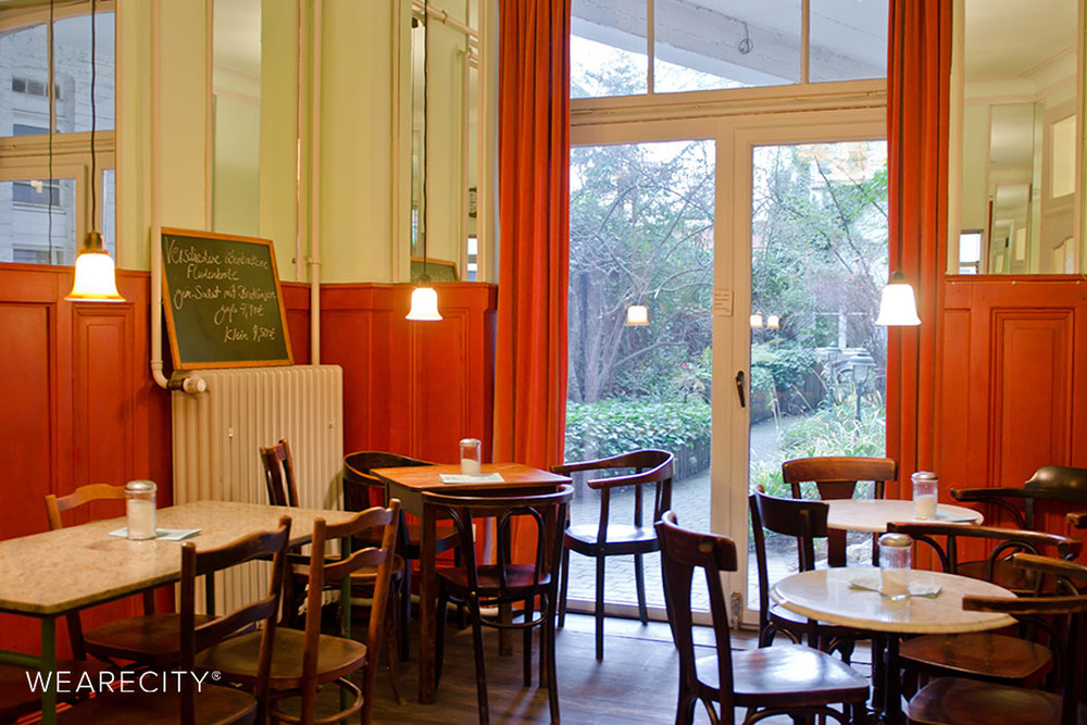 CAFÉ ELEFANT / © wearecity.de