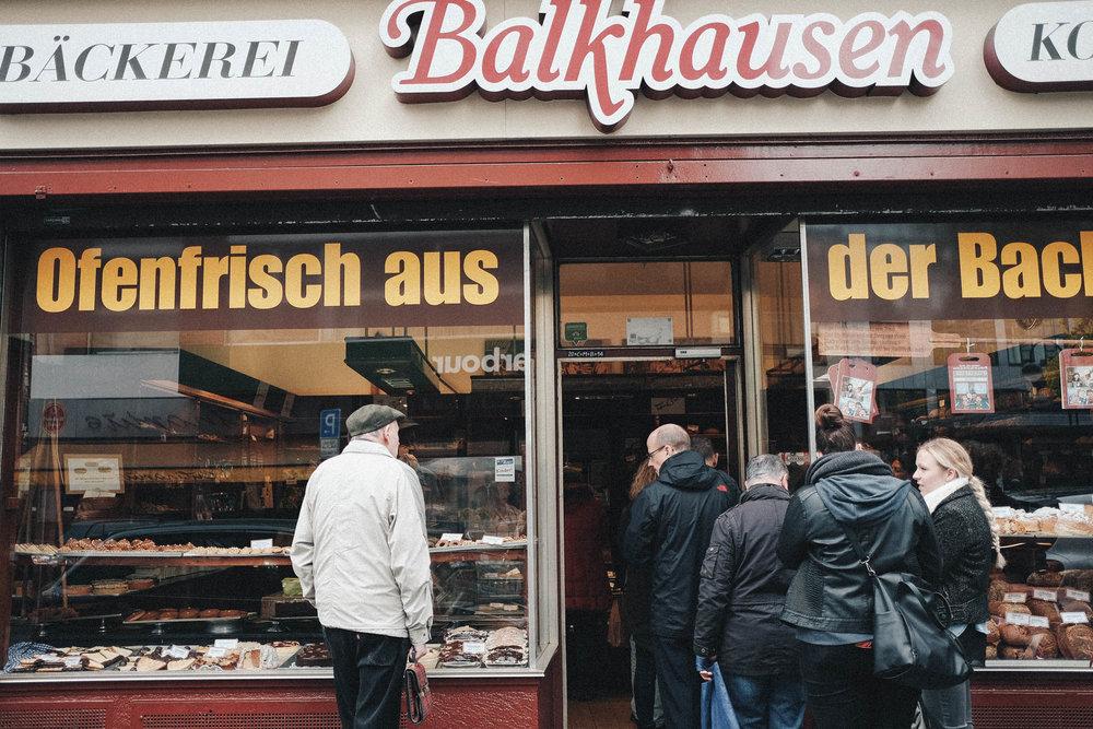 Bäckerei Balkhausen