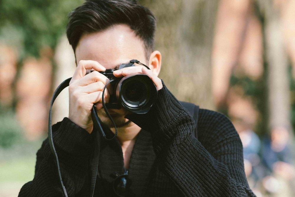 FOTOGRAF - WERDE CONTENT CREATOR UND ENTDECKE KÖLN MIT UNS!