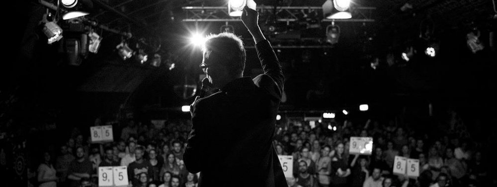 Reim in Flammen - Der charmanteste Poetry Slam in Köln, 24.04 im CBE