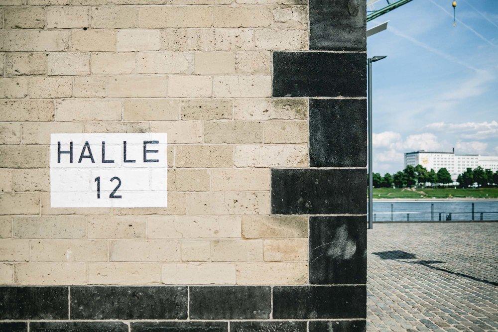 Veedels Walk Rheinauhafen