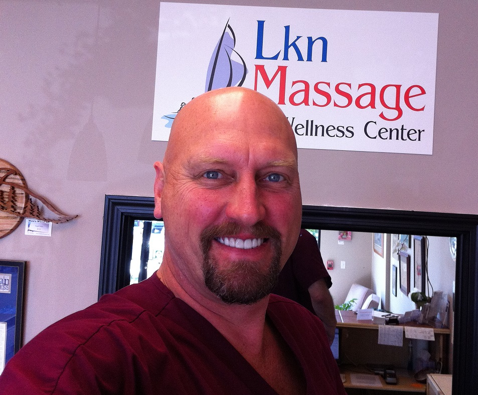 BOB WEIR, OWNER, LKN MASSAGE, LMBT #3040