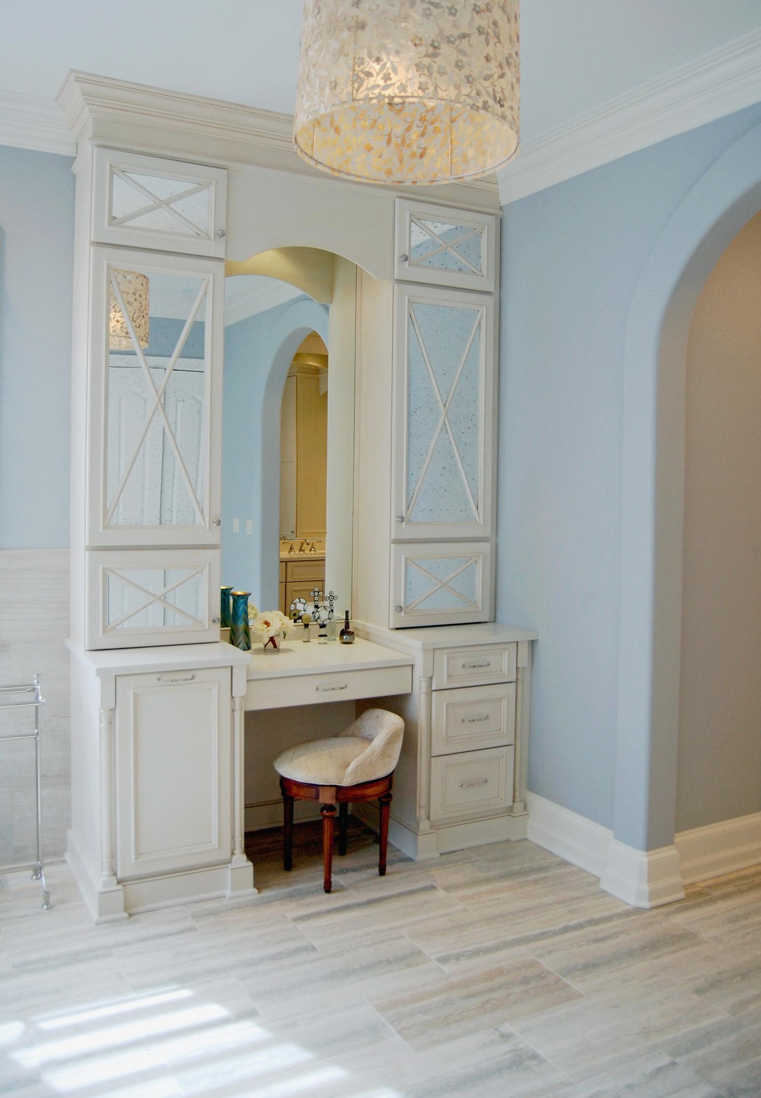 Luxury Master Bathroom — Karen Kettler Design