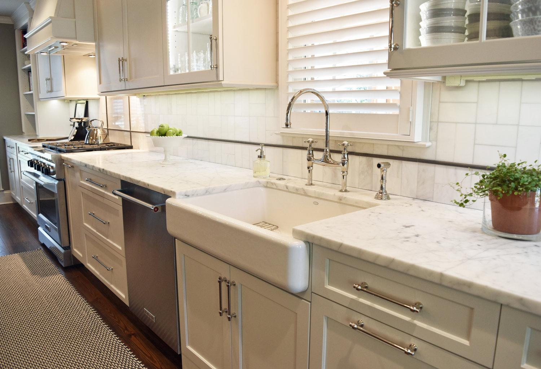 Cotswold Classic Kitchen — Karen Kettler Design