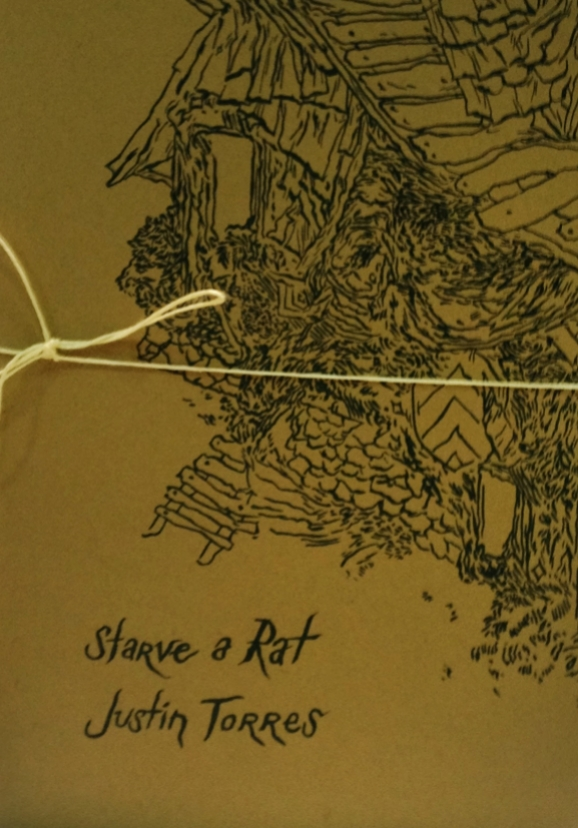 Starve a Rat Harper's Available as a chap book with New Herring Press. Buy here.