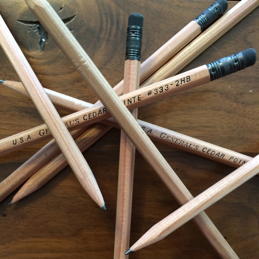 Cedar Pencils