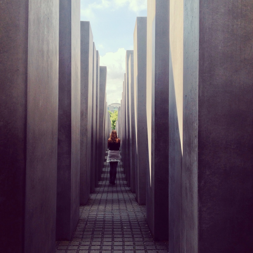 Holocaust Memorial An amazing place!