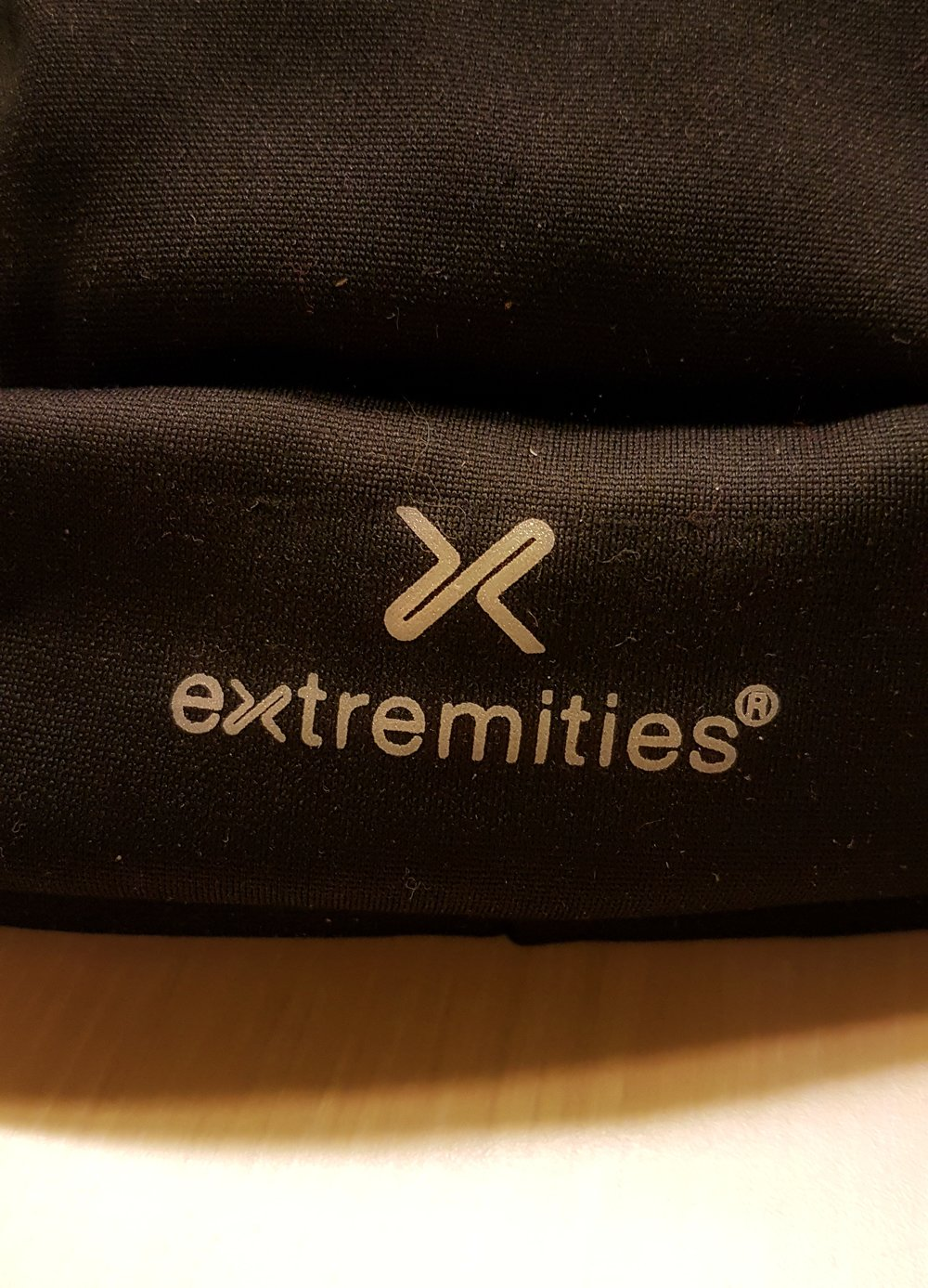 Extremities destinctive branding and great attention to detail.