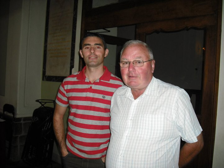 With Dad the Night before My Wedding.jpg