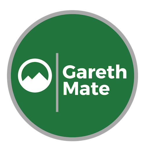 Gareth Mate - 'Thoughts and Stories from the Great Outdoors'