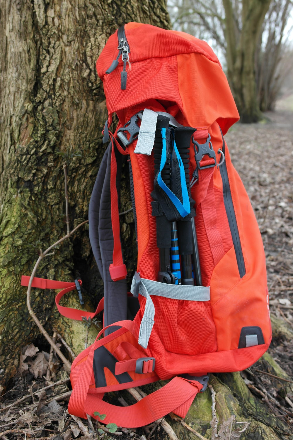 The  Haglofs Roc Rescue Backpack  is simply superb. I love this!