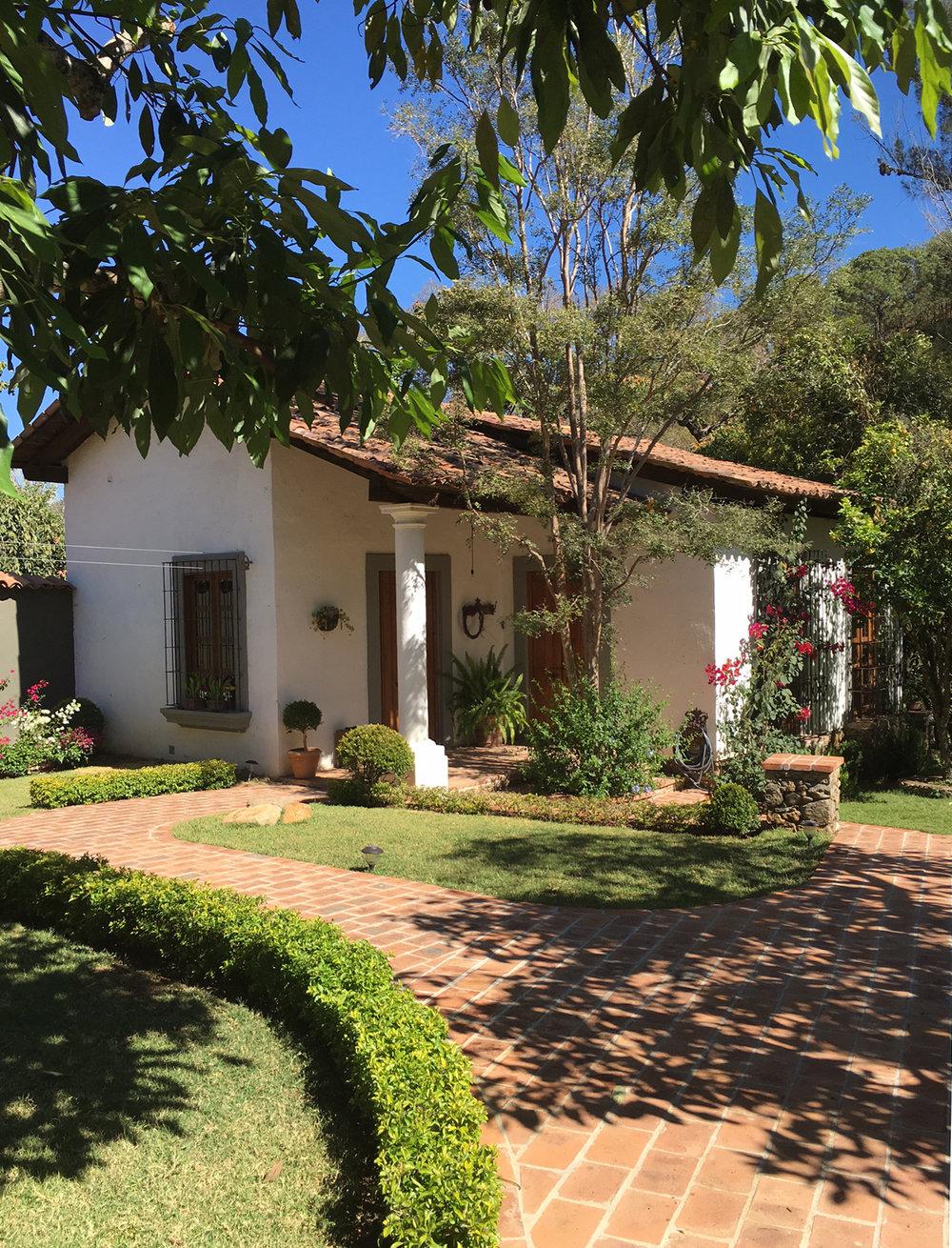SAN SEBASTIAN | MEXICO INTERIORS
