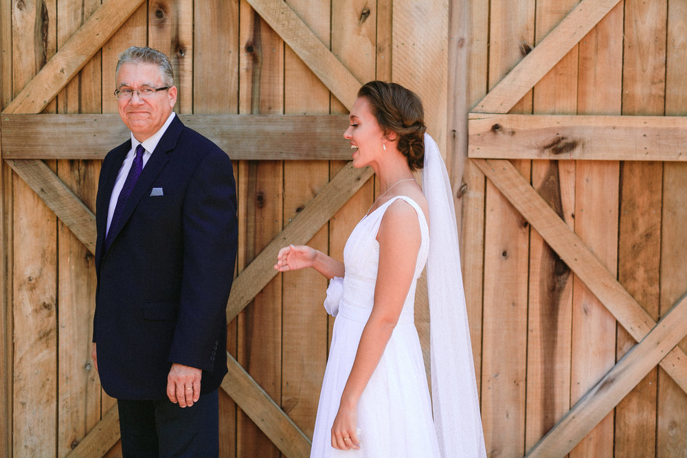 The Barn at Hawks Point Rustic Midwest Venue Intimate Indianapolis Wedding Photos