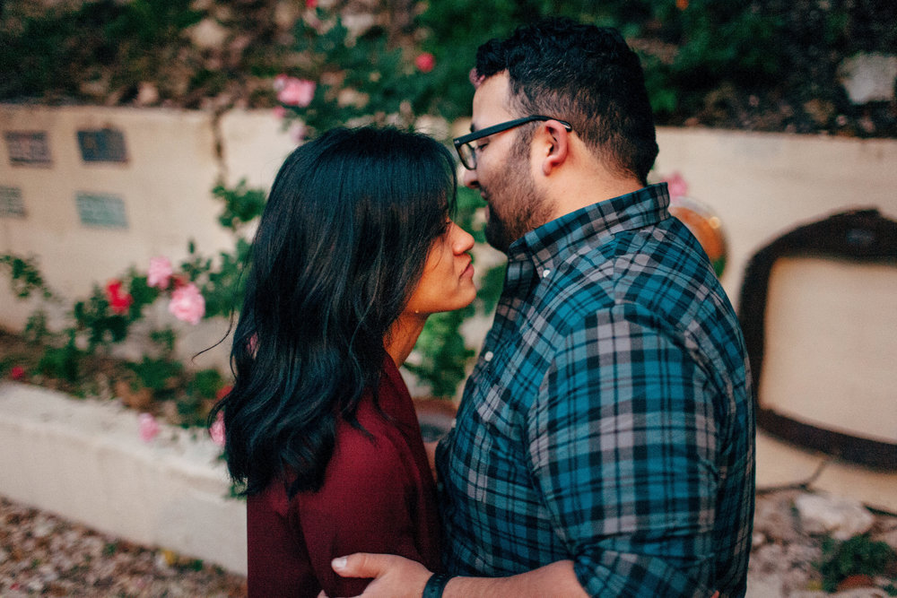 Austin Texas Fun City Engagement Session Authentic Photographs Natural Posing Multicultural