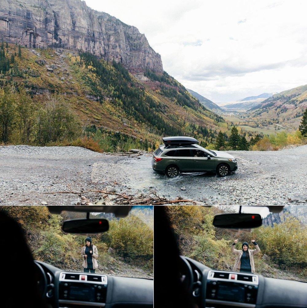 Documentary Wedding Photographer - Telluride, Colorado San Sophia Overlook Wedding