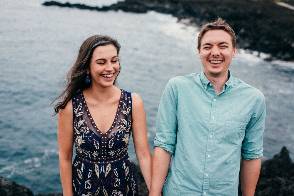 Hawaii Elopement Wedding Photographer
