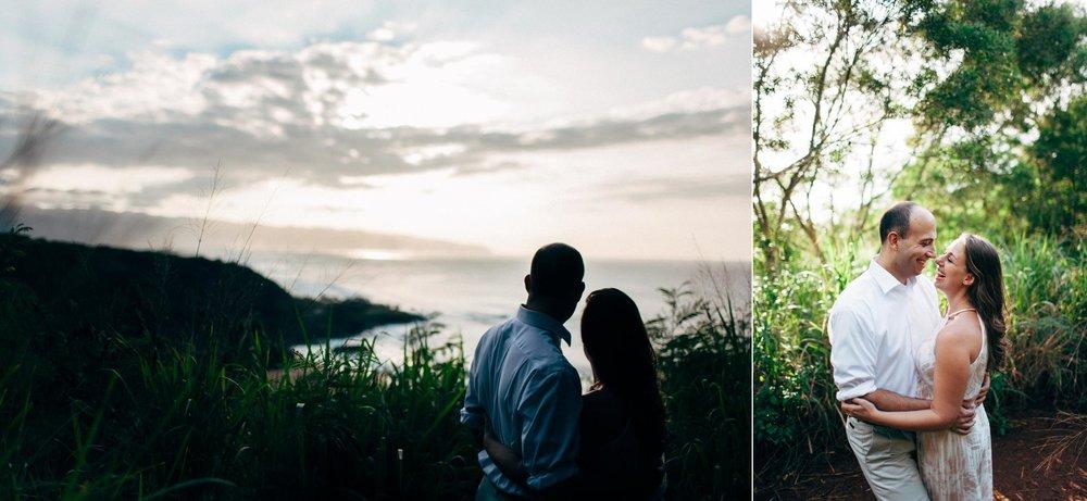 North Shore, Oahu Anniversary Photos