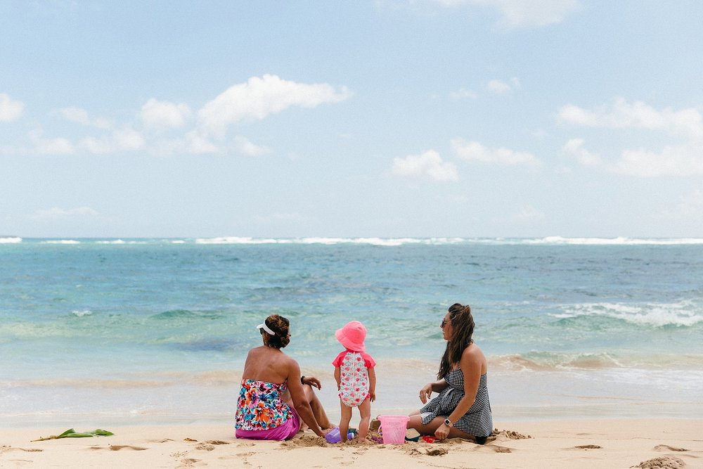 Our Life in Hawaii - June Journal