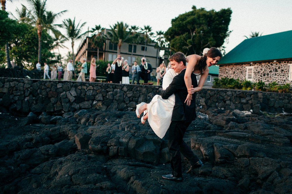 Libby and Pete - Are Married in Hawaii
