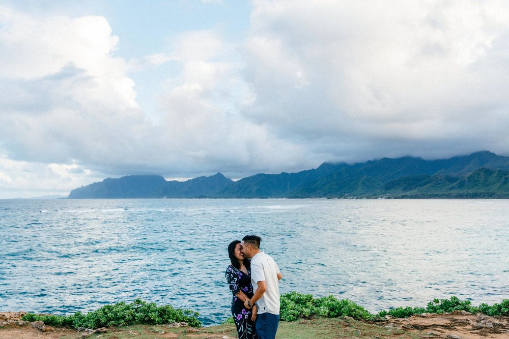 North Shore Authentic and Emotional Proposal