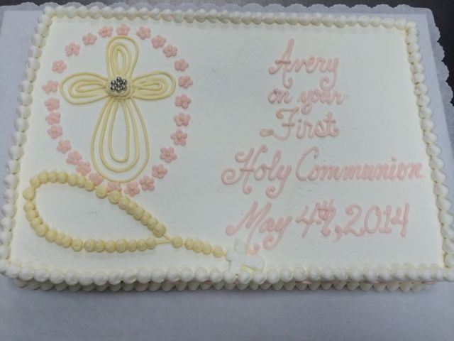 First Communion 2