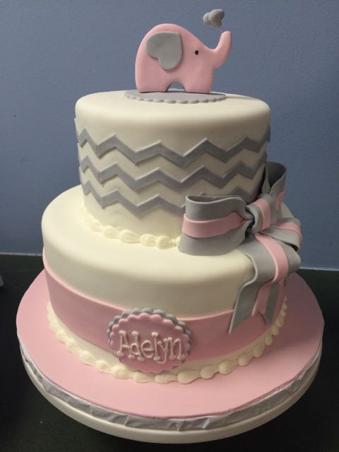 Cake Decorations Montgomery Al : Baby Shower & Gender Reveal   Louise s Cakes N Things