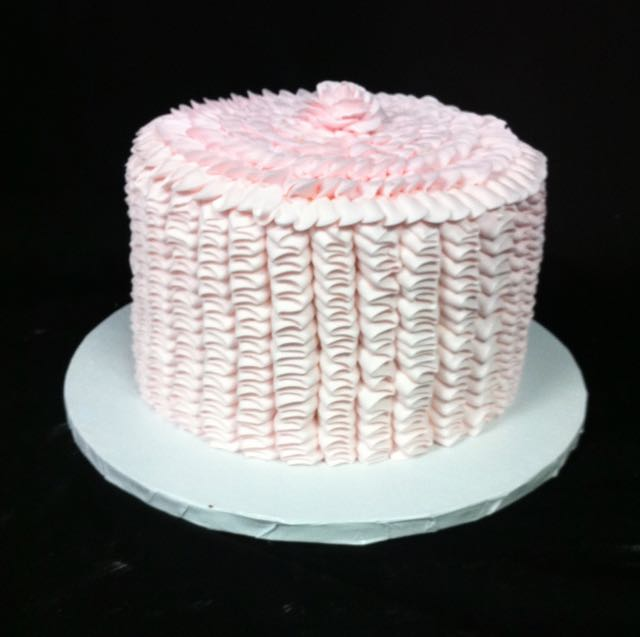 Buttercream Ribbons
