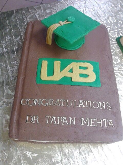 Graduation Book and Cap 2