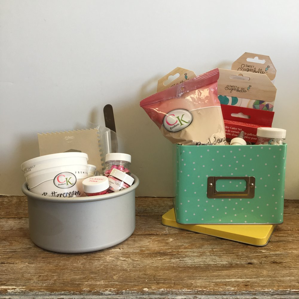 Decorator Gift Baskets -