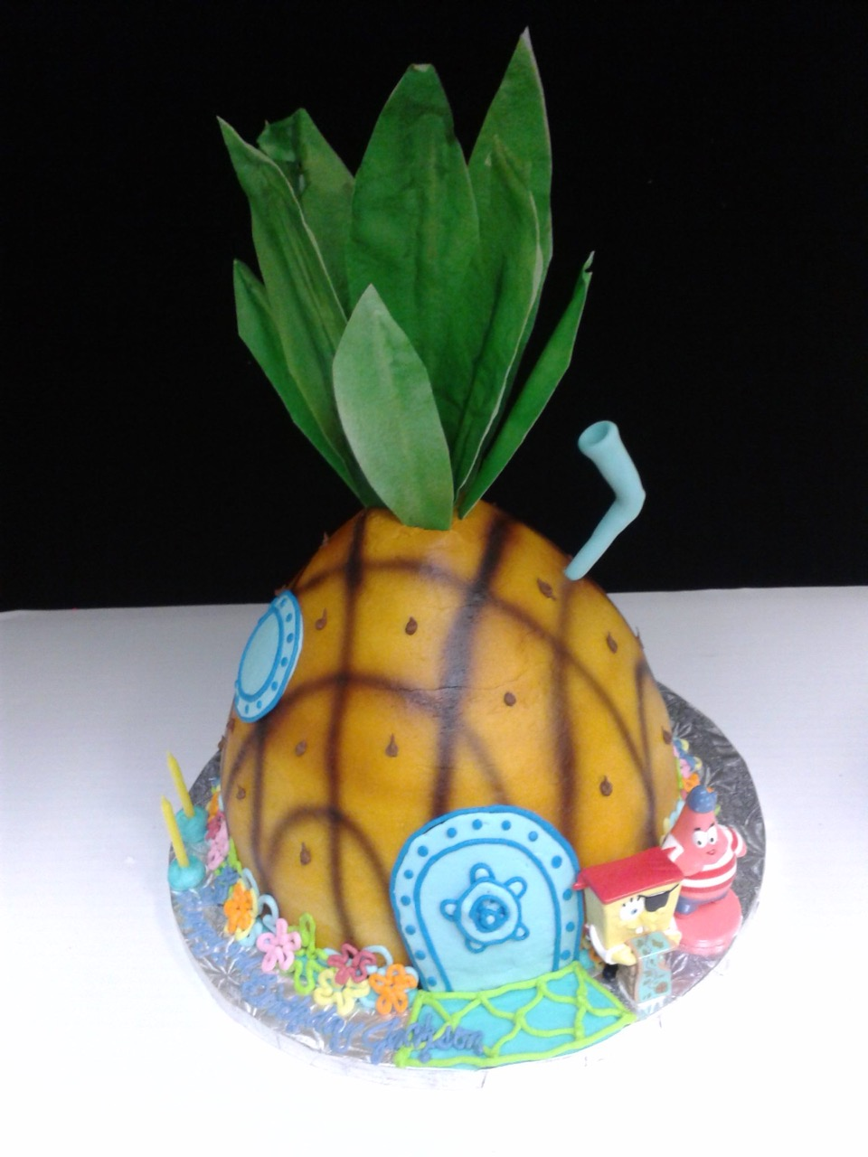 Spongebob Pineapple