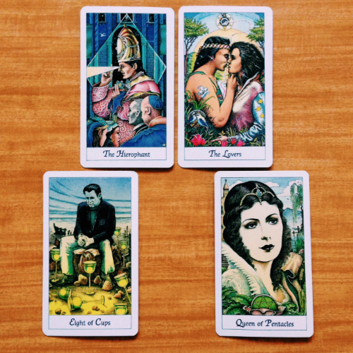 Blog | TWO SIDES TAROT — Two Sides Tarot