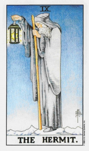 From the Radiant Rider-Waite Tarot