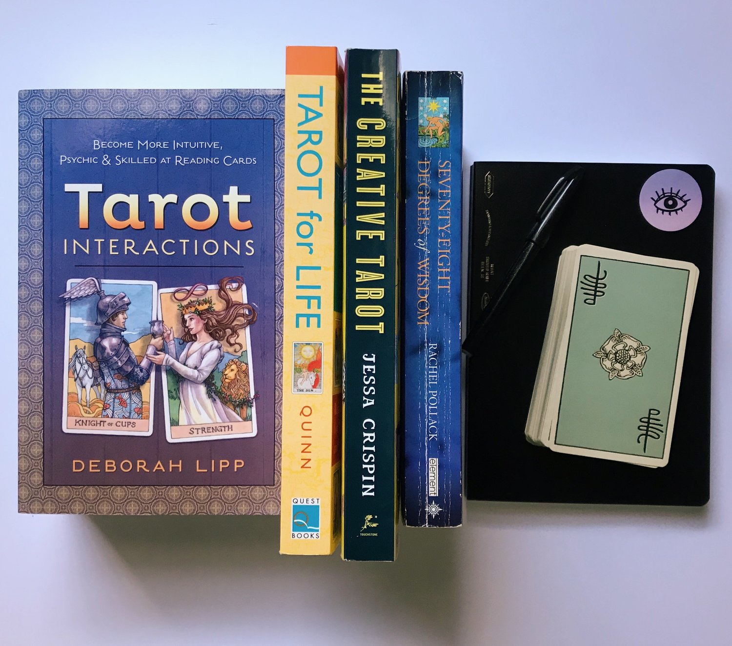 The Best Tarot Books & Resources for Beginners and Beyond