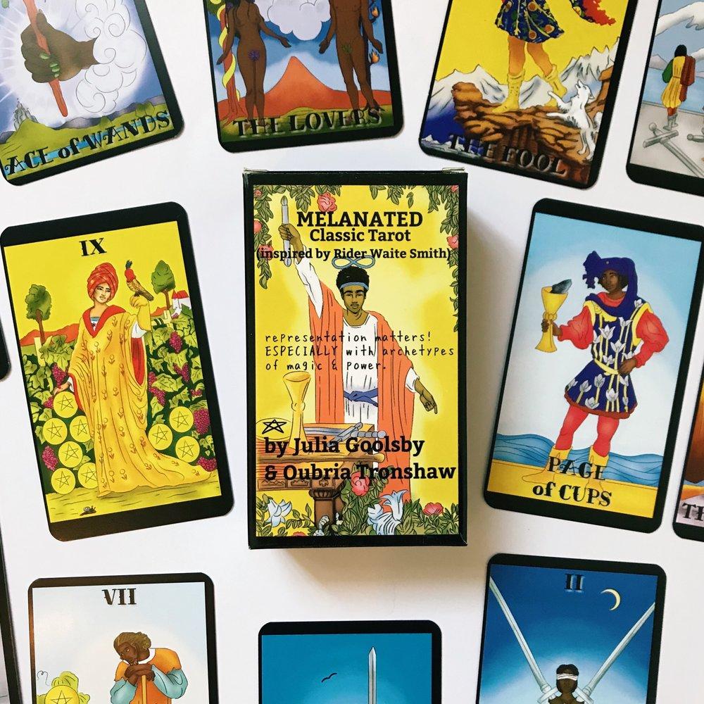 Melanated Classic Tarot Australia.jpg