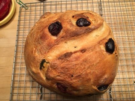 Fresh KSV homemade sourdough bread baked every day