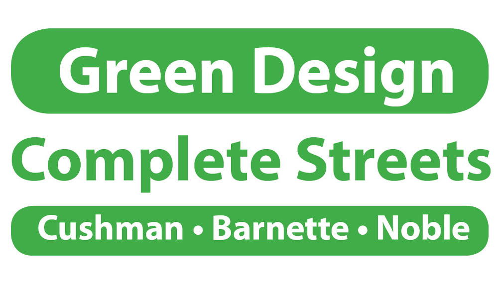 Click the logo to link to the Complete Streets informational page