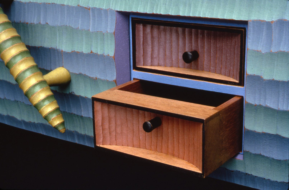 Sliding Wall Cabinets  |  1998
