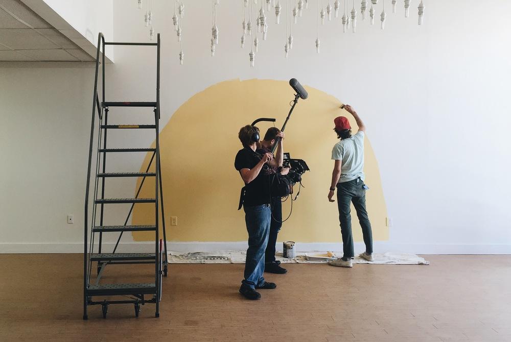 Hari Mari Work in Progress by Kyle Steed