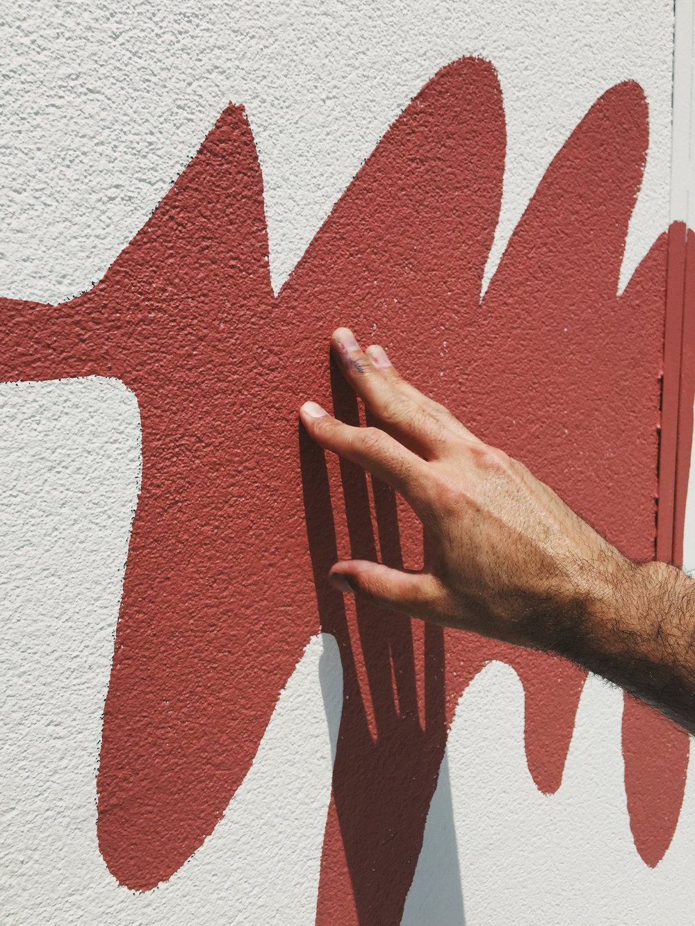 Touching the Wall by Kyle Steed