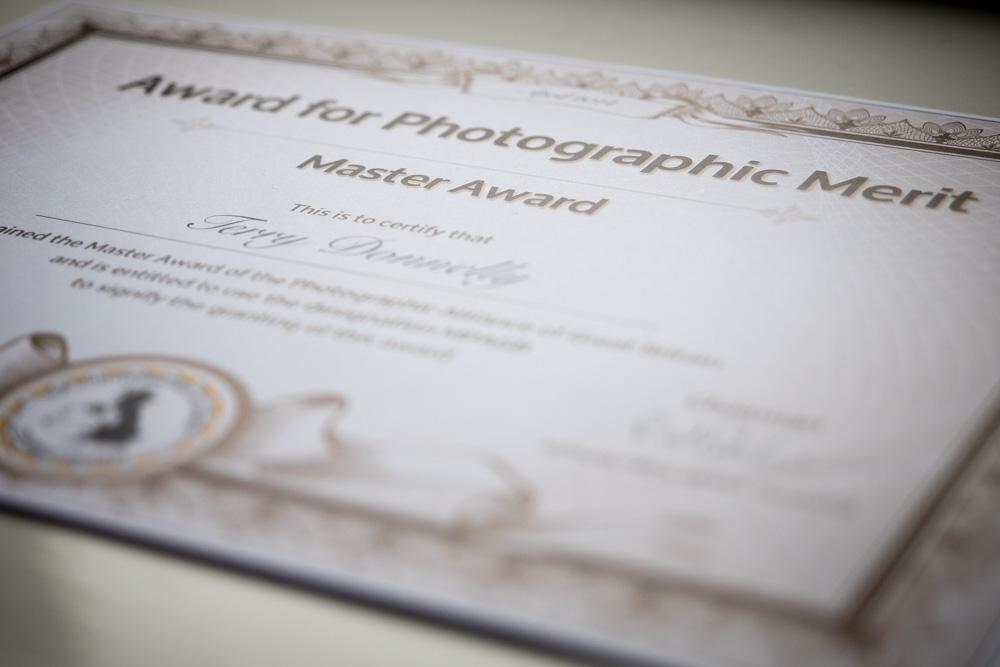MPAGB Certificate