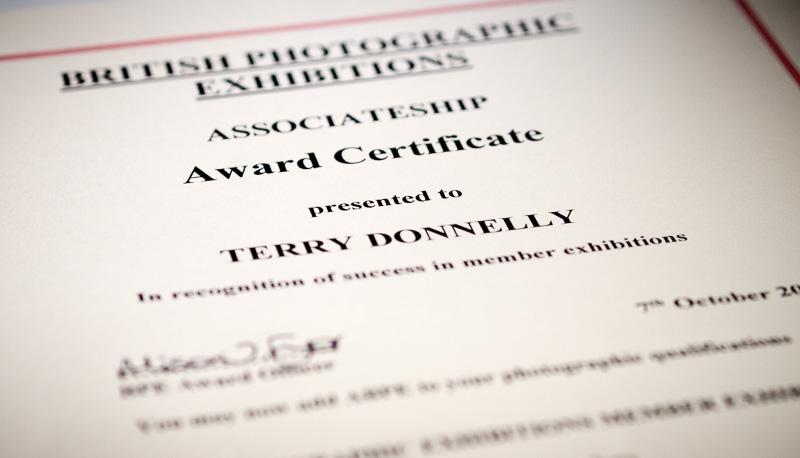 ABPE Certificate