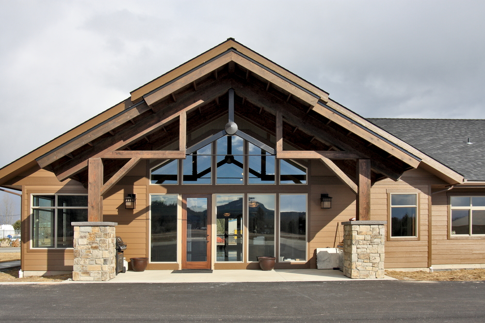 Granite Aviation FBO Exterior