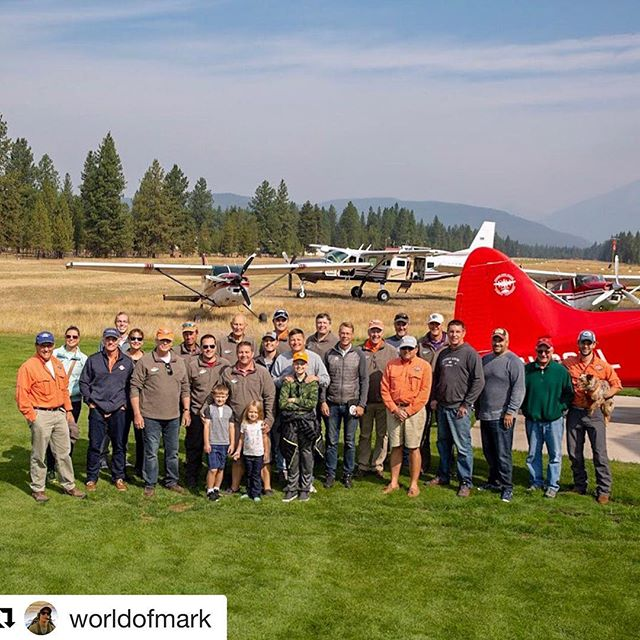 So thankful the Recreational Aviation Foundation chose Granite Aviation and KSZT as their hub for the General Aviation Manufacturers Association 2018 event. We had a great time meeting new pilot friends, having the different aircrafts on our ramp, and slinging the fuel each day of course 🤙🏼⛽️✈️ #Repost @worldofmark with @get_repost ・・・ SWIPE—  | Spent the past week flying in the Rocky Mountain backcountry with this crew of misfits. We had the honor of getting to spend the evening with Frank Borman, an Apollo 8 astronaut then watch him fly out, solo, in his T34... at 91 years old. Amazing. I also had the honor to fly with an Air Force Colonel & Distinguished Flying Cross recipient in the #questkodiak. We were invited to see an unparalleled private aviation collection, a 1:1 scale replica of Stonehenge and land at some of the coolest spots in the northern Rockies. All possible because of the great work @flyraf is doing around the country. . . . #RAF #gama #aviation #backcountry #adventureandaviation #aviators #turbinebeaver #dhc2t #dhc2 #c208b #c185 #aviator #airforce #nasa #apollo #grassstrip #montana #instaaviation #pilotlife #aviationlovers #husky #supercub